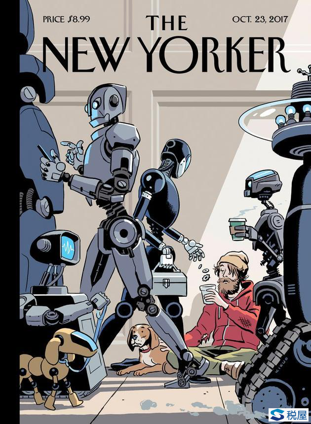 职业将被机器人替代,1400万会计面临失业?